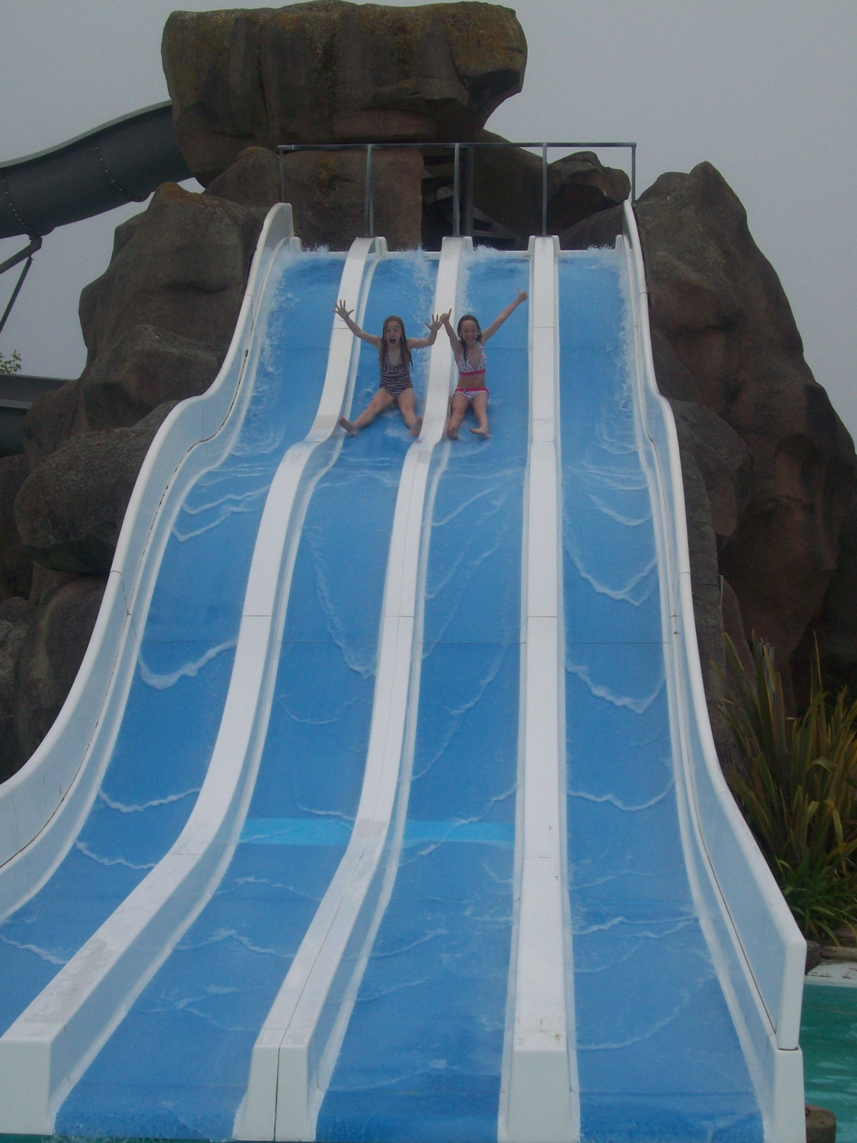 Eurocamp parc review - Le Ranolien - Waterpark