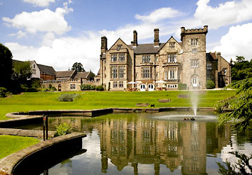 Marriott Review - Breadsall Priory Hotel and Country Club
