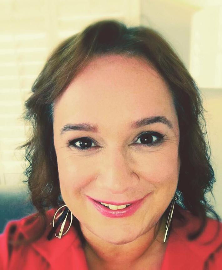Linda Jones - editor-in-chief