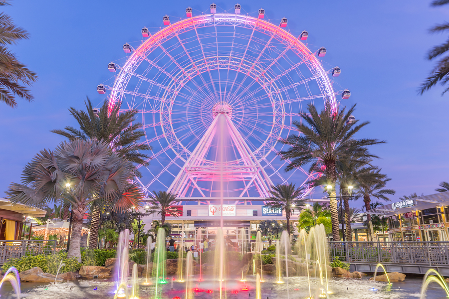 Orlando Eye - Holidays in Florida