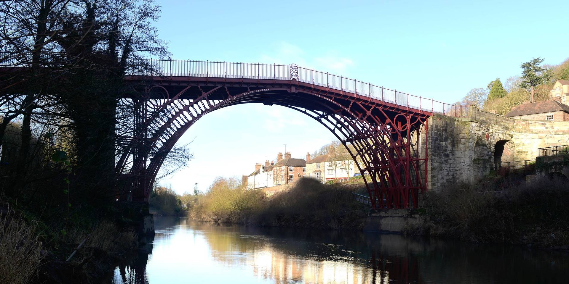 Win an annual family pass to The Iron Bridge Museums